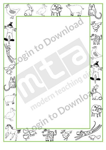 110789Z01_DecorativePageBordersFarmyard02
