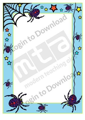 Spider (border)
