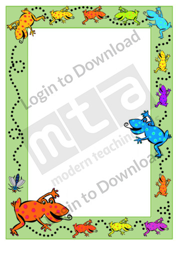 Frog (border)