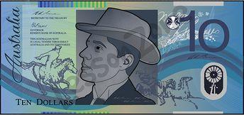 Australia, $10 note