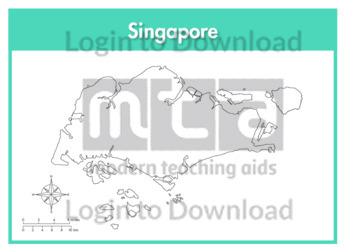 Singapore (outline)