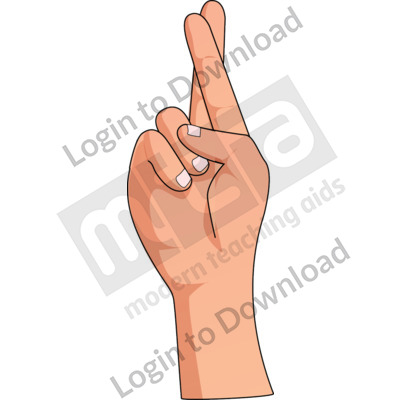 American Sign Language: R