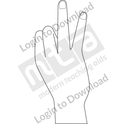 British Sign Language: 7 B&W