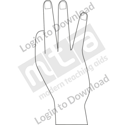 British Sign Language: 8 B&W