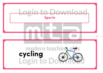 Sports (Landscape 2/page)