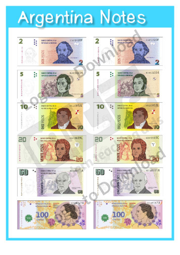 Argentina Notes