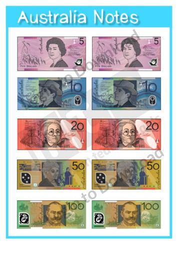 Australia Notes
