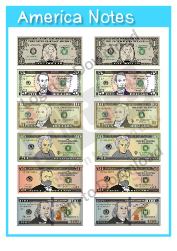 America Notes