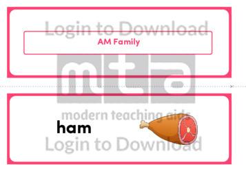 AM Family (Landscape 2/page)