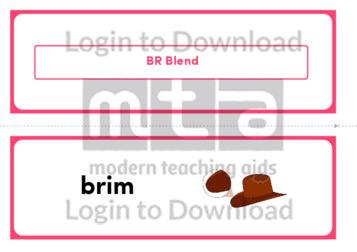 BR Blend (Landscape 2/page)