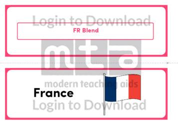 FR Blend (Landscape 2/page)