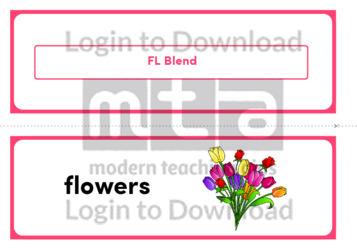 FL Blend (Landscape 2/page)