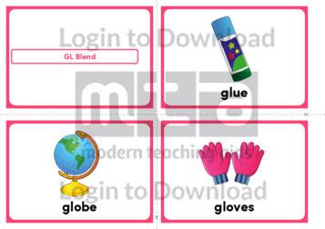 GL Blend (Landscape 4/page)