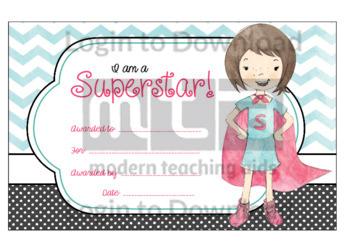 I Am a Superstar! (Girl)