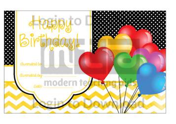 Happy Birthday! 1