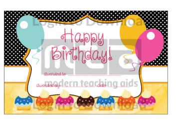 Happy Birthday! 3
