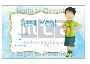 Good Work! (Boy)