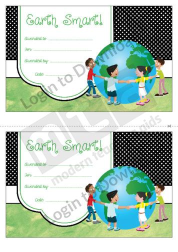 112238E01_Award_EarthSmart02