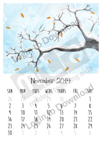 November 2014 (Northern Hemisphere)