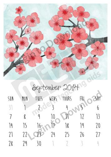 September 2014 (Southern Hemisphere)
