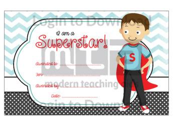 I Am a Superstar! (Boy)