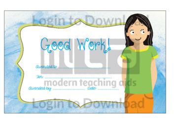 Good Work! (Girl)
