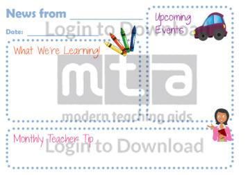 112525E01_ClassroomNewsletter01