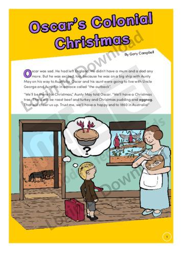 Oscar's Colonial Christmas