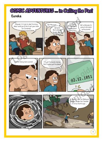 Comic Adventures…in Calling the Past: Eureka!