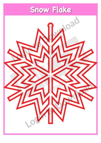 112627E01_SnowflakeTemplate02