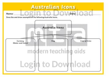 Australian Icons 1