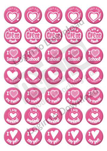 Valentine's Stickers