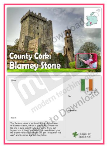 County Cork: Blarney Stone