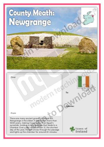 County Meath: Newgrange