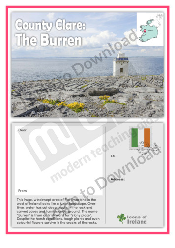 County Clare: The Burren