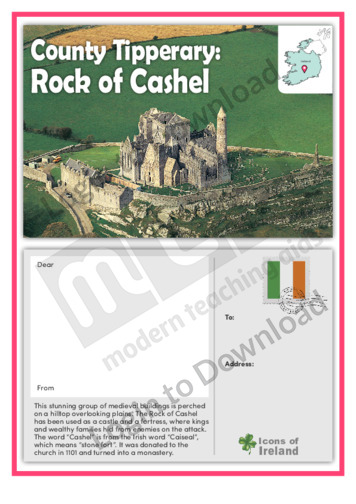 County Tipperary: Rock of Cashel