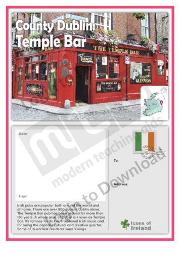 County Dublin: Temple Bar