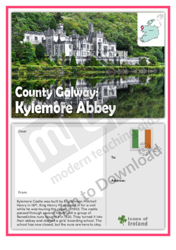 County Galway: Kylemore Abbey