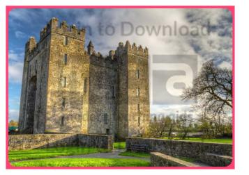 Photo Activity: Castle