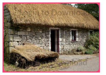Photo Activity: Thatched Cottage