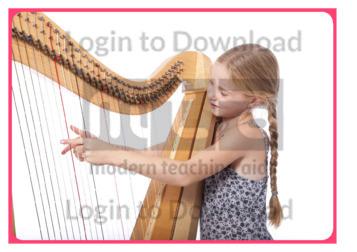Photo Activity: Harp