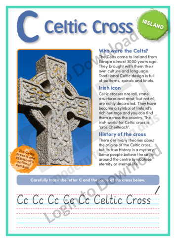 C: Celtic Cross