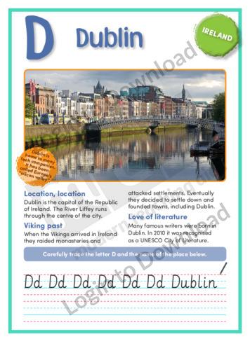 D: Dublin