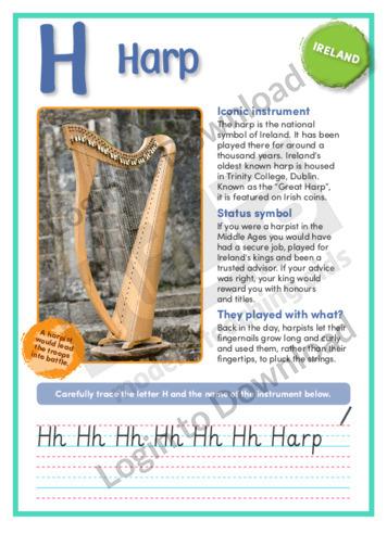 H: Harp