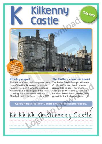 K: Kilkenny Castle