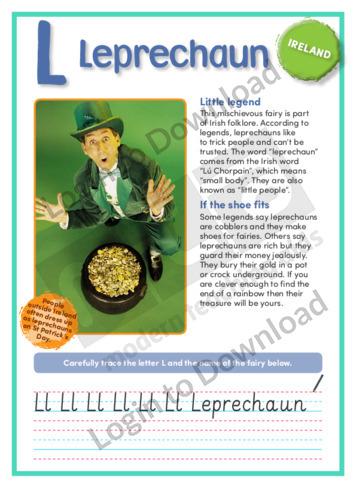 L: Leprechaun