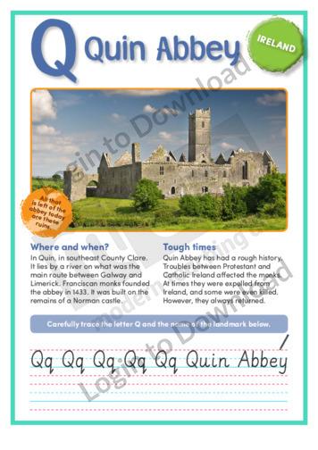 Q: Quin Abbey