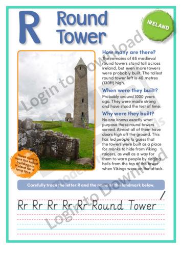 R: Round Tower