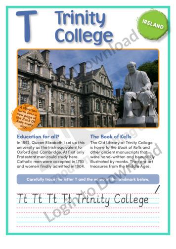 T: Trinity College