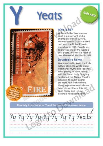 Y: Yeats